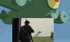 мультфильм губка боб квадратные штаны превратили трейлер фильма