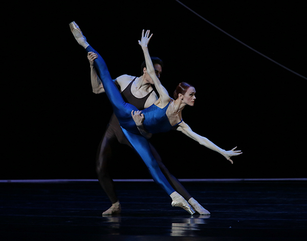 БАЛЕТ: «Одноактные балеты Ханса ван Манена»