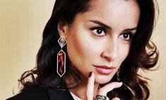 Королева селфи: самые стильные образы Тины Канделаки