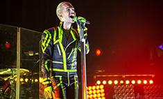 Tokio Hotel в Ростове жили в золоте
