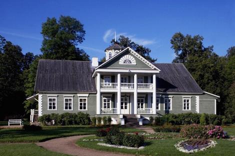 10 домов, где написаны бестселлеры | галерея [1] фото [1]