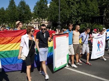 Столичные геи едва не подрались с представителями КПРФ