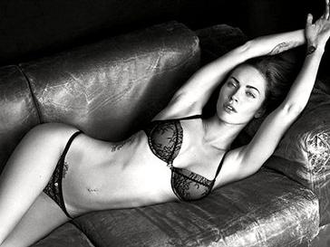 Меган Фокс (Megan Fox) для Armani