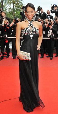 Синди Фабре (Мисс Франция-2005)