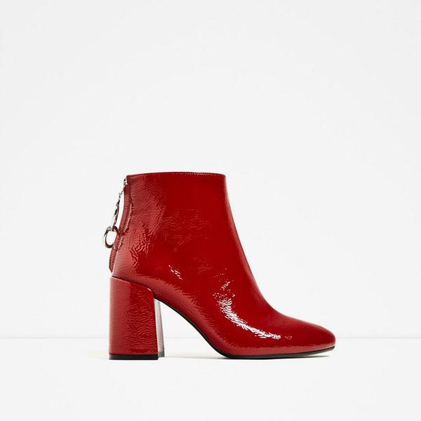 Ботинки в ретро-стиле