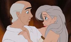 Как могли бы выглядеть герои Disney в старости