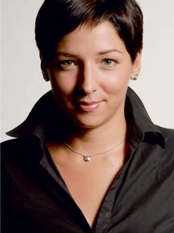 Катерина Гордеева, журналист