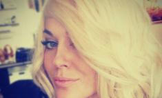 Таня Терешина перекрасилась в блондинку