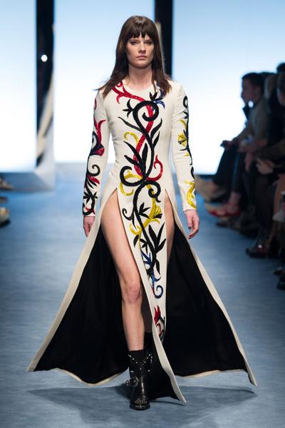 Самые красивые образы Недели моды в Милане | галерея [1] фото [5]