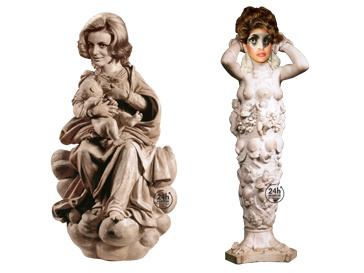Экспонаты 24-часового музея Prada