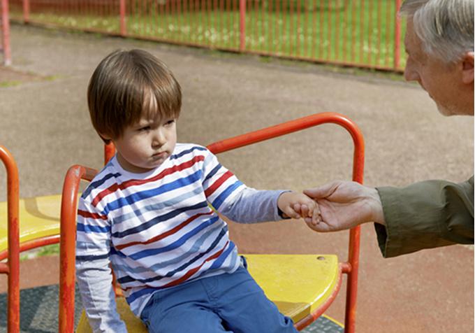 Как уберечь ребенка от сексуального насилия