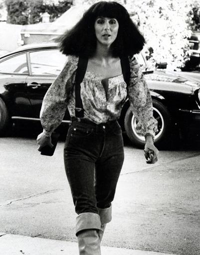 Шер, 1977 год