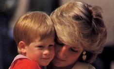 Принц Гарри признался в вечной любви к принцессе Диане