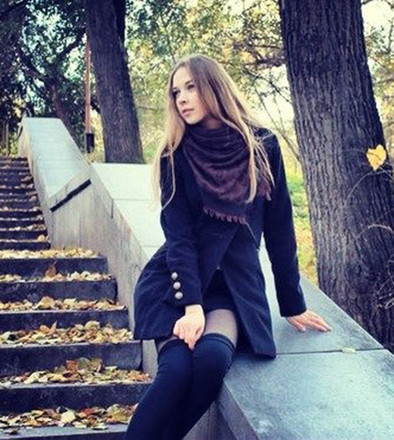 Александра Колотова, модель