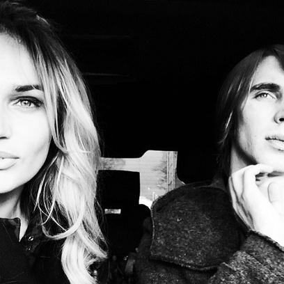 Алена Водонаева и ее новый бойфренд