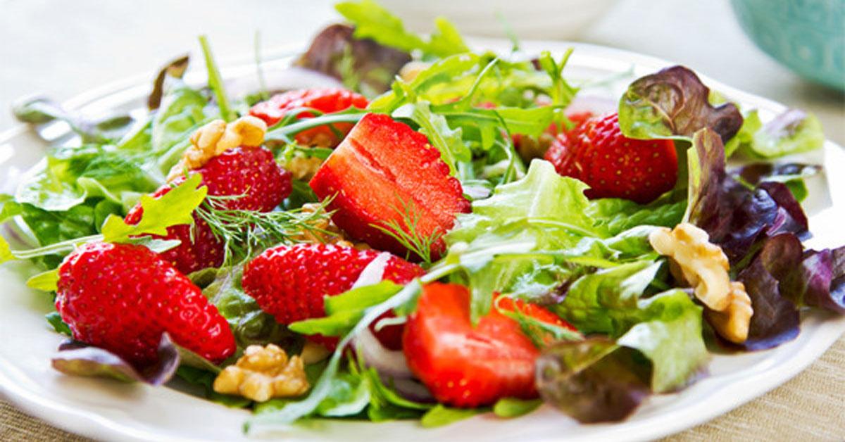 рецепты летних вкусных мясных салатов