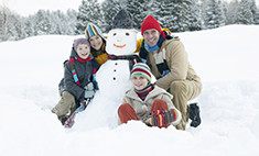 Самара снежная: прогноз погоды на всю зиму