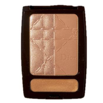 Палетка Dior Bronze Lumie`res d'Or, оттенок №002 Amber Sunlights, Dior