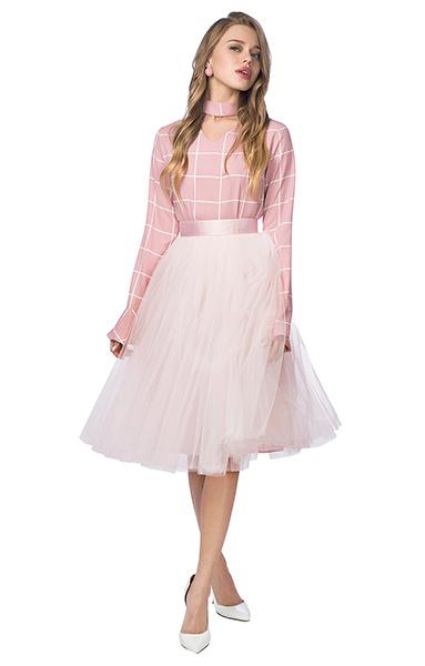Топ, юбка T-skirt, фото