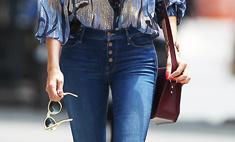С чем носить джинсы: 9 интересных идей
