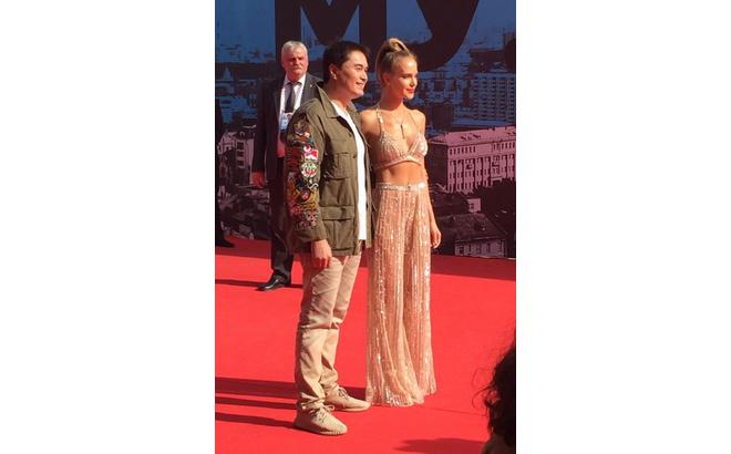 Глюк'оZа на премии Муз-ТВ 2016