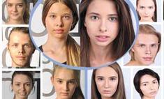 Резкий контраст! 20 моделей до и после макияжа