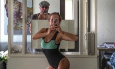 Ксения Собчак срочно худеет