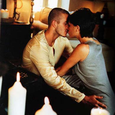 Бэкхемы – настоящие романтики (1999)