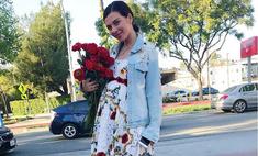 Беременная Седокова выходит замуж
