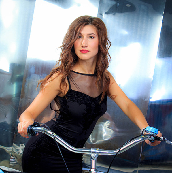 Екатерина Бабкина, участница «Мисс велогород-2016», фото