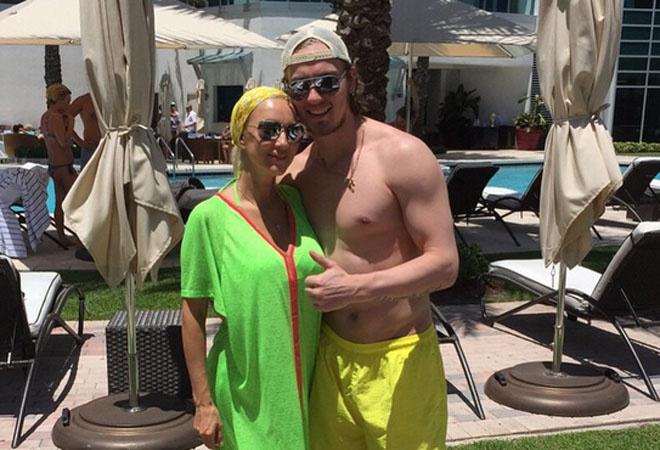 Лера Кудрявцева с мужем фото