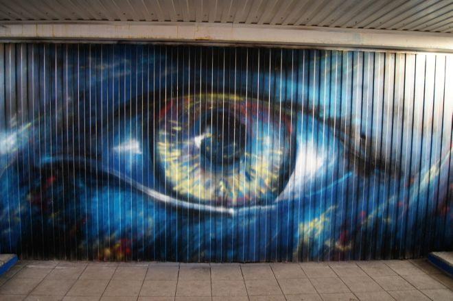 граффити, музей городов, обзор, Магнитогорск