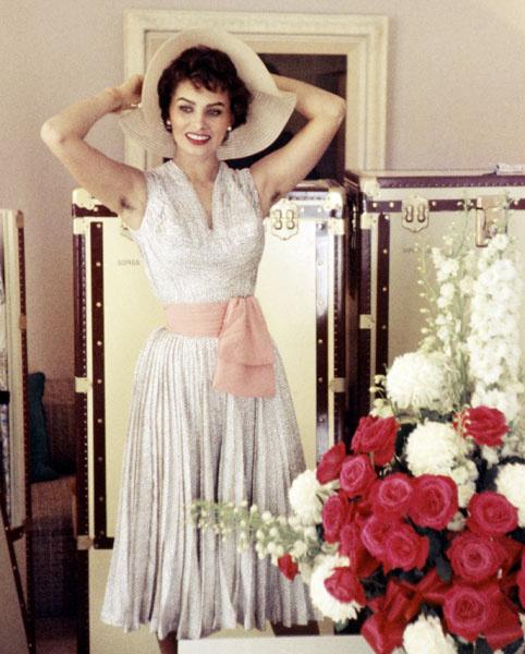 Софи Лорен, 1955 год