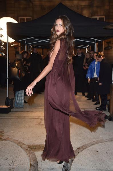Однажды в Риме: показ Valentino на Неделе Высокой Моды в Париже | галерея [1] фото [10]