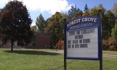 сша 12-летнего школьника обвинили домогательствах обнял уроке учительницу