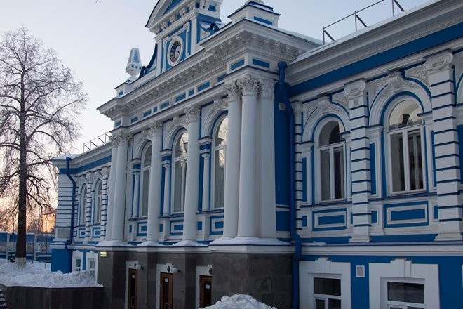 Привидения в Перми