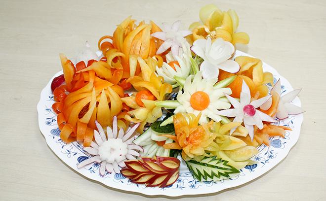 Живые цветы своими руками