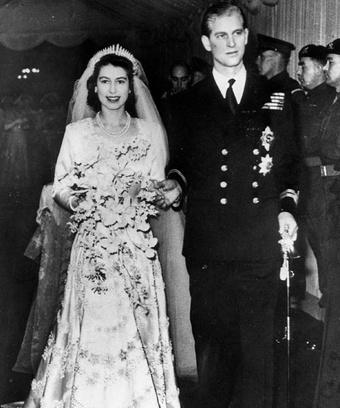 Елизавета II (Elizabeth II), 1947 год