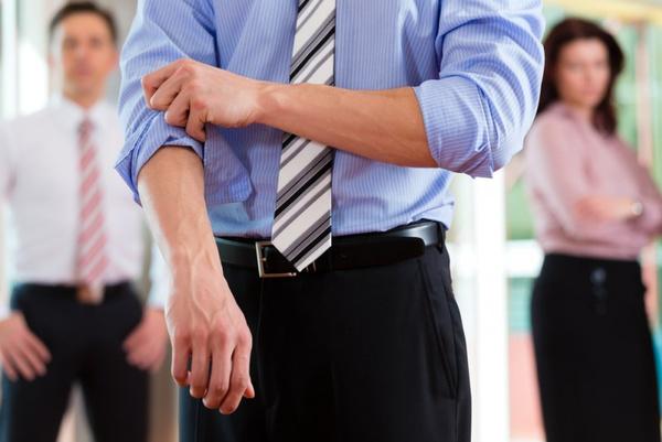 Измерение длины рукава