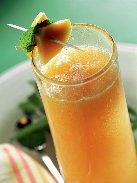 Имбирный оранжад