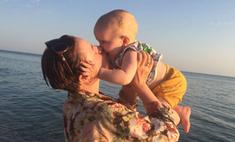 Тутта Ларсен отметит день рождения сына в Сочи
