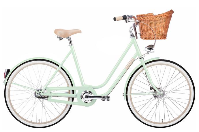 Creme Cycles Molly Pictachio