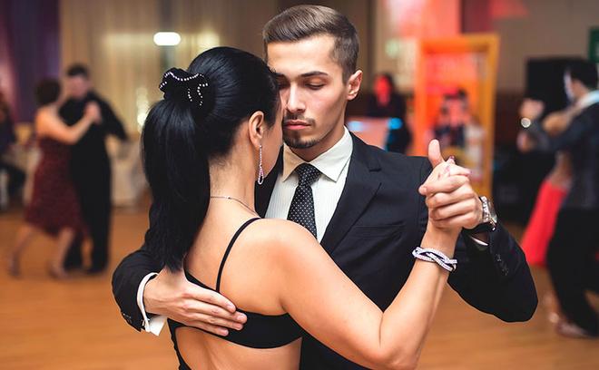 танцевальный конкурс 2015