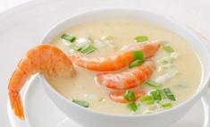 Кулинарный вояж на море: готовим суп с морепродуктами
