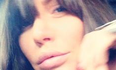 Маша Малиновская стала брюнеткой