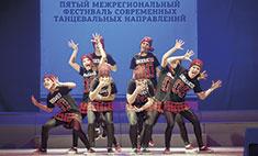 Рязанцы победили в двух танцевальных номинациях