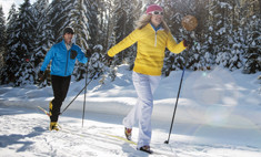 Лучшие лыжные трассы Москвы