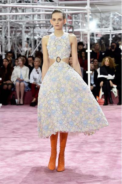 Показ Dior Haute Couture   галерея [1] фото [10]