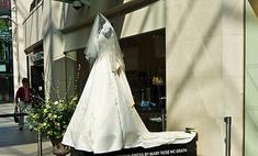 В продаже появились копии свадебного платья Кейт Миддлтон