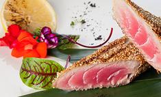 Рыбный день: 7 необычных блюд из морепродуктов